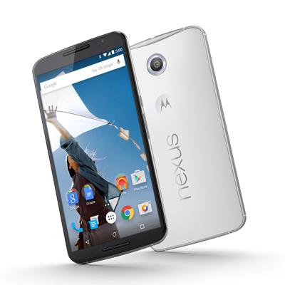 SIMフリー 未使用 Google Nexus 6 64GB Cloud White [XT1100 SIMフリー]【当社6ヶ月保証】 スマホ 中古 本体 送料無料【中古】 【 中古スマホとタブレット販売のイオシス 】