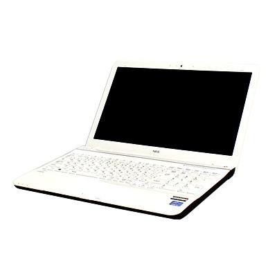 中古パソコン Windows8 LaVie S LS350/L PC-LS350LS1YW [クロスホワイト] 中古ノートパソコン Core i3 15.6インチ 送料無料 当社3ヶ月間保証 A4 【 中古スマホとタブレット販売のイオシス 】