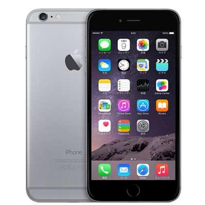 白ロム au iPhone6 Plus 64GB A1524 (MGAH2J/A) スペースグレイ[中古Cランク]【当社3ヶ月間保証】 スマホ 中古 本体 送料無料【中古】 【 中古スマホとタブレット販売のイオシス 】