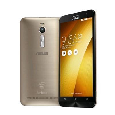 SIMフリー 未使用 ASUS ZenFone2 (ZE551ML) 32GB Gold 【RAM2GB 国内版 SIMフリー】【当社6ヶ月保証】 スマホ 中古 本体 送料無料【中古】 【 中古スマホとタブレット販売のイオシス 】
