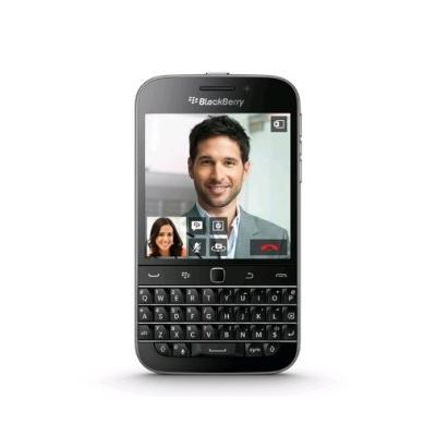 SIMフリー BlackBerry Classic SQC100-1(RHH151LW)16GB Black 【海外版 SIMフリー】[中古Bランク]【当社3ヶ月間保証】 スマホ 中古 本体 送料無料【中古】 【 中古スマホとタブレット販売のイオシス 】