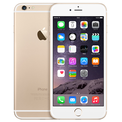 白ロム docomo iPhone6 Plus 64GB A1524 (MGAK2J/A) ゴールド[中古Bランク]【当社3ヶ月間保証】 スマホ 中古 本体 送料無料【中古】 【 中古スマホとタブレット販売のイオシス 】