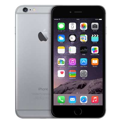 白ロム au iPhone6 Plus 16GB A1524 (MGA82J/A) スペースグレイ[中古Bランク]【当社3ヶ月間保証】 スマホ 中古 本体 送料無料【中古】 【 中古スマホとタブレット販売のイオシス 】