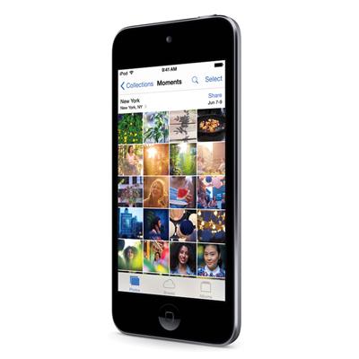 【送料無料】当社6ヶ月保証[未使用品]■Apple 【第6世代】iPod touch (MKJ02J/A) 32GB グレイ中古【中古】 【 中古スマホとタブレット販売のイオシス 】