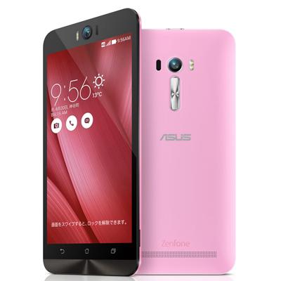 SIMフリー 未使用 ASUS ZenFone Selfie (ZD551KL) ピンク【国内版 SIMフリー】【当社6ヶ月保証】 スマホ 中古 本体 送料無料【中古】 【 中古スマホとタブレット販売のイオシス 】