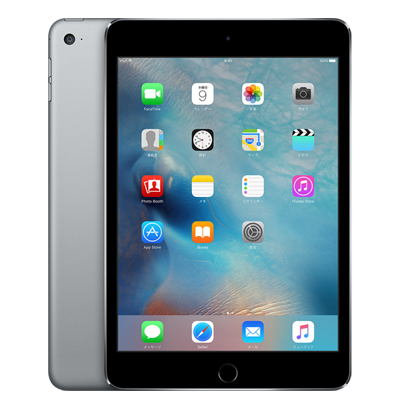 SIMフリー iPad mini4 Wi-Fi Cellular (MK722J/A) 64GB スペースグレイ【国内版 SIMフリー】[中古Bランク]【当社3ヶ月間保証】 タブレット 中古 本体 送料無料【中古】 【 中古スマホとタブレット販売のイオシス 】