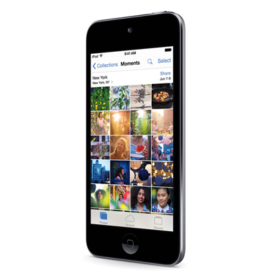 【送料無料】当社1ヶ月間保証[中古Aランク]■Apple 【第6世代】iPod touch (MKJ02J/A) 32GB グレイ中古【中古】 【 中古スマホとタブレット販売のイオシス 】