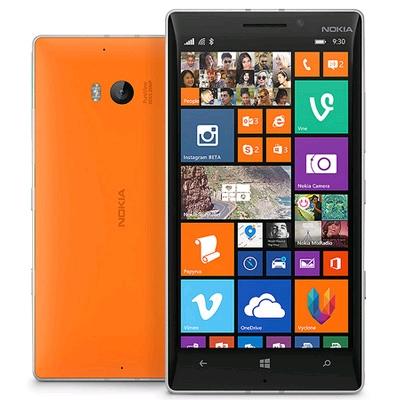 SIMフリー Nokia Lumia 930 (RM-1045) 32GB Orange 【海外版 SIMフリー】 [中古Cランク]【当社3ヶ月間保証】 スマホ 中古 本体 送料無料【中古】 【 中古スマホとタブレット販売のイオシス 】