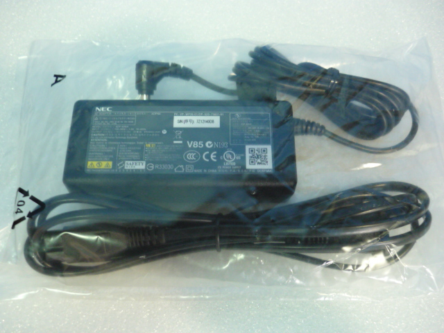 Genuine NEC ADP64 PA-1600-05 for laptop AC adapter 19V-3.16A quality guarantee and expedite the delivery of