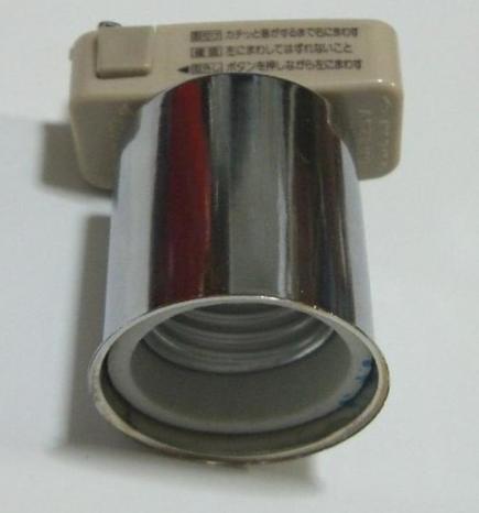 引っかけシーリングライト ソケット陶器製 値引き カバー金属スチール製 耐圧 SALENEW大人気 耐熱抜群