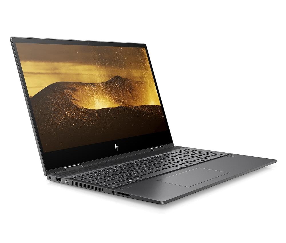 【新品】HP マイクロソフトオフィス付き 2in1ノートパソコン ENVY x360 15-ds0000AU Ryzen5(3500U)2.1GHz 8GB SSD512GB 15.6型(FHD) Windows10Home(64bit)
