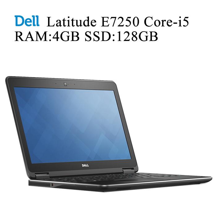DELL Latitude E7250 【第五世代Core i5-5300U 快適4GBメモリ SSD128GB 無線内蔵 USB3.0 Mini-DisplayPort HDMI 正規版Office付き】 モバイルパソコン 中古ノートパソコン 中古パソコンPC Windows7 Pro デル