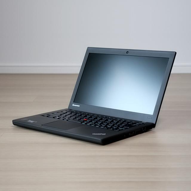 レノボ Lenovo ThinkPad X240 【第四世代Core i5 8GBメモリー SSD256GB搭載 無線、Webカメラ、USB3.0、正規版Office付き】中古ノートパソコン Windows10 Pro 64bit 中古パソコン Win10 モバイルパソコン ウルトラPC【あす楽】