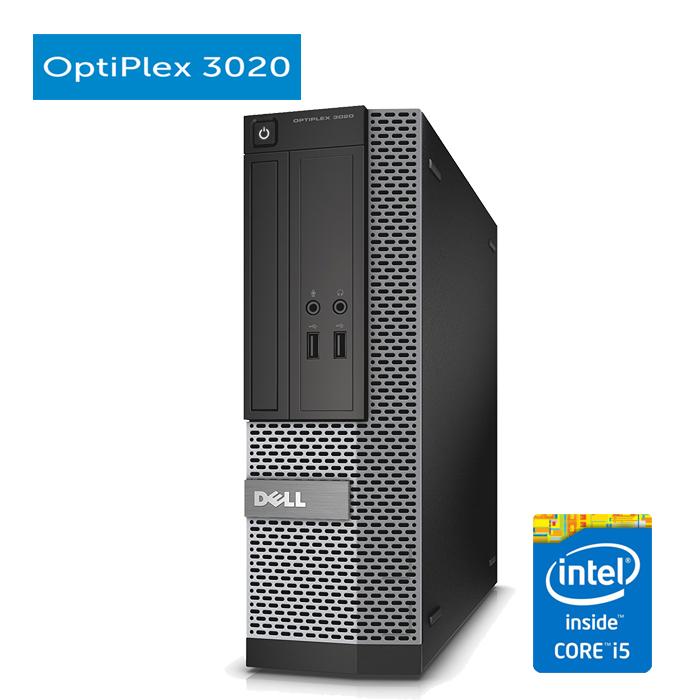 デル DELL OptiPlex 3020 SFF 【第四世代 Core i5-4570 大容量8GBメモリ 新品SSD256GB USB3.0 光学ドライブ DisplayPort 正規版Office付き】 中古パソコン Win10 中古デスクトップ Windows10【あす楽】