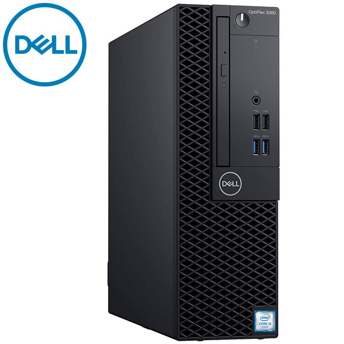 在宅勤務対応 DELL OptiPlex 3060SFF 第八世代Core i5-8500 8GBメモリ 新品SSD512GB USB3.0 光学ドライブ HDMI DisplayPort 正規版Office付き 中古デスクトップパソコン Windows10 中古パソコン デスクトップPC Win10 デル