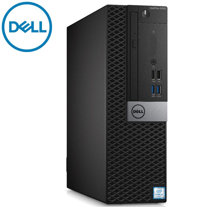 在宅勤務対応 DELL OptiPlex 5050SFF 第六世代Core i3-6100 8GBメモリ 新品SSD512GB USB3.0 光学ドライブ HDMI DisplayPort 正規版Office付き 中古デスクトップパソコン Windows10 中古パソコン デスクトップPC Win10 デル