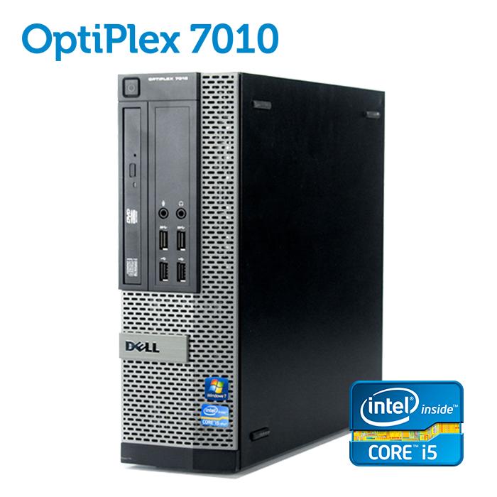 デルDELLOptiPlex7010SFF【第三世代Corei5-3470大容量8GBメモリ新品SSD256GBUSB3.0光学ドライブDisplayPort正規版Office付き】中古パソコンWin10デスクトップリカバリー領域Windows10【あす楽】