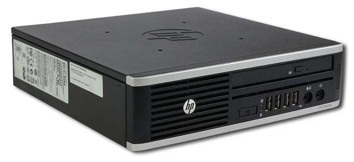 コンパクトPCHP8300USDT【第三世代Corei5-3470s4GBメモリ高速SSD128GBUSB3.0光学ドライブDisplayPort正規版Office付き】デスクトップWindows10Windows7中古パソコンWin10中古デスクトップPCデスクトップパソコン