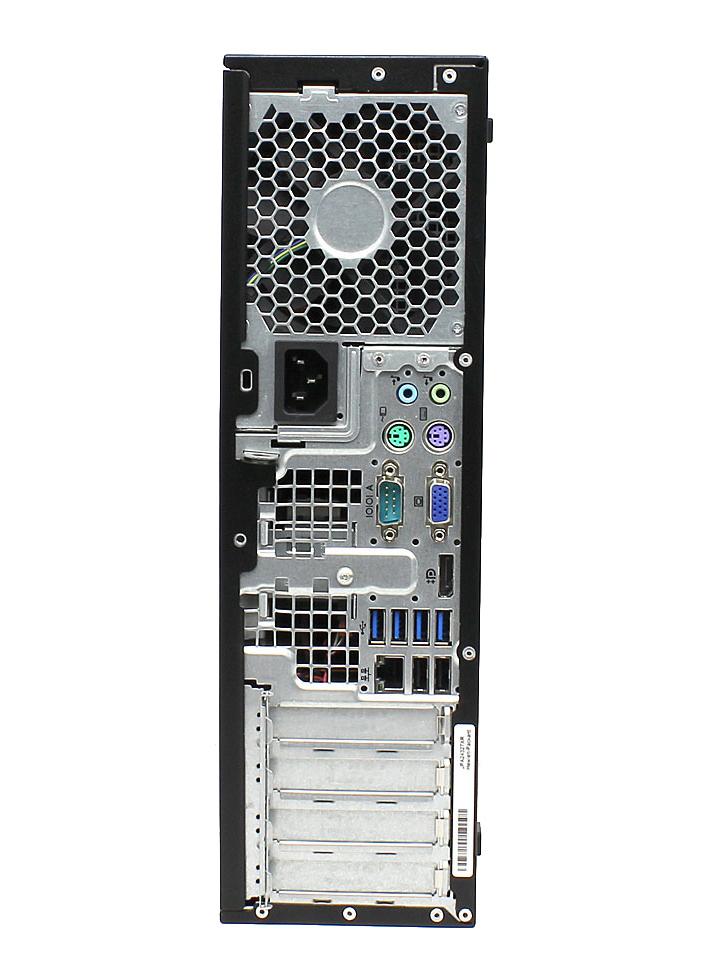 中古パソコンHP8300SFFCorei5第三世代4GBメモリー大容量500GBWPSOffice搭載デスクトップドライブリカバリー領域Windows7/Windows10