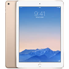 APPLE iPad Air2 A1567 9.7インチ Retinaディスプレイ WI-FI+Cellular(Softbank)セルラーモデル 16GB ゴールド 金色 中古タブレット 中古iPad アイパッドエアー2 FaceTime HD および iSight カメラ Touch ID 白ロム Mac アップル