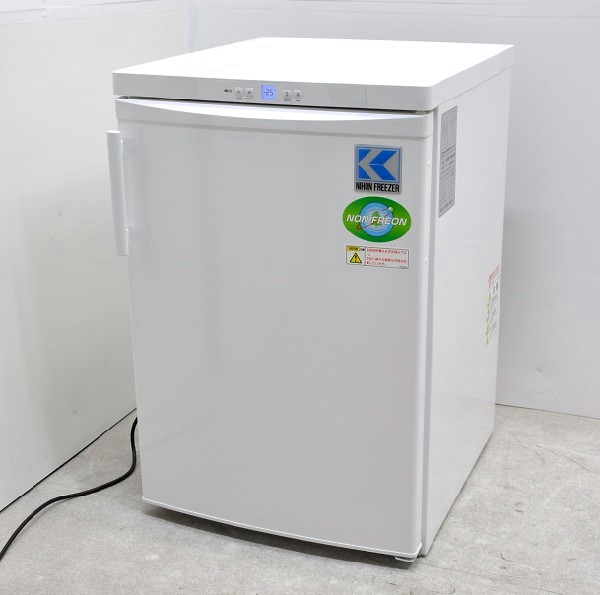 日本フリーザー バイオフリーザー GS-1376HC 引出し式冷凍庫 2017年製【中古】