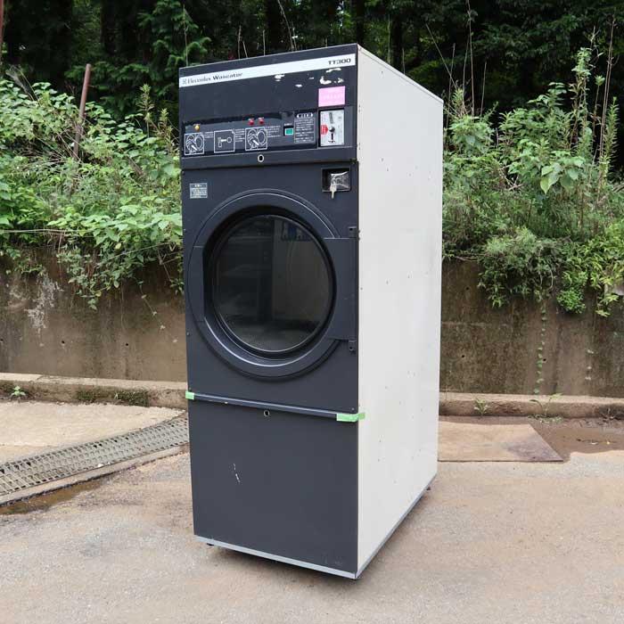 送料無料 乾燥機 TT300 エレクトロラックス 通信販売 50Hz 東日本専用 人気激安 都市ガス 動産王 コイン式 中古 Electrolux 見学 千葉