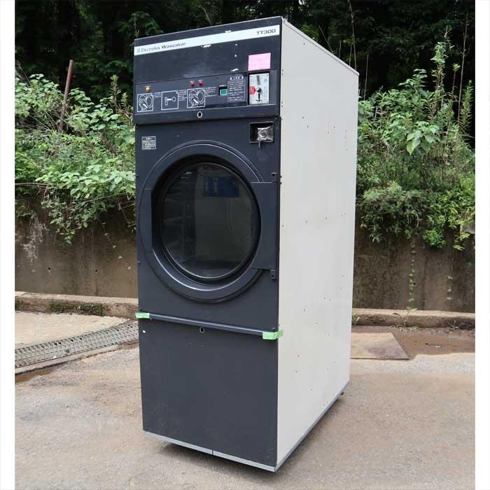 送料無料 乾燥機 TT300 エレクトロラックス 2020新作 50Hz 東日本専用 都市ガス 動産王 中古 1着でも送料無料 見学 千葉 コイン式 Electrolux