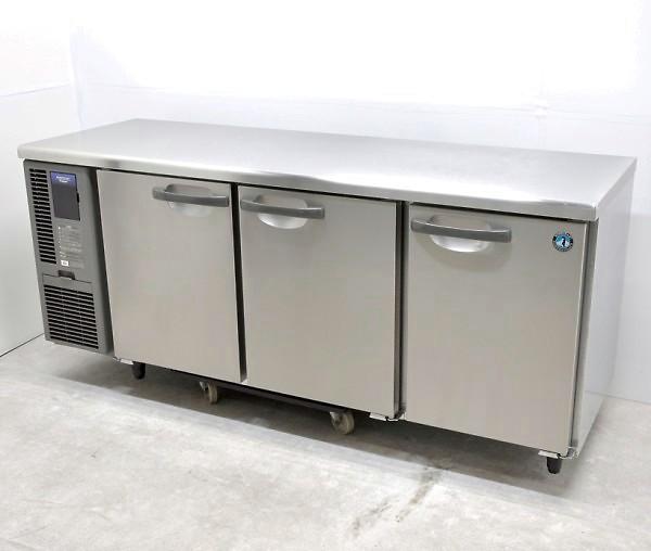 ホシザキ テーブル型冷凍庫 FT-180SNF 2015年製【中古】