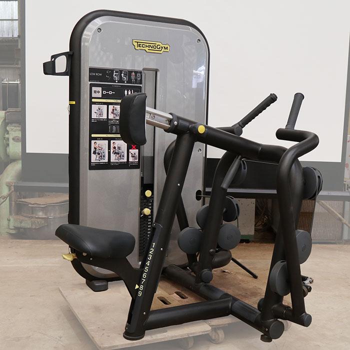 テクノジム ローロー MB950C0 ジム エクササイズ フィットネス トレーニング マシン エレメントプラス 【中古】