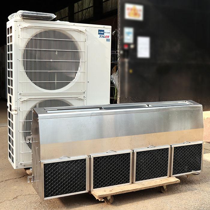 ミツビシ 業務用 エアコン 天吊 PC-RP140HA15 PUZ-ERMP140LA8 5馬力 厨房 【中古】