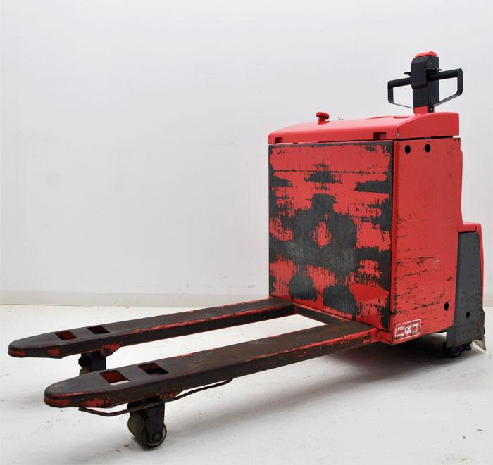 ニチユ三菱フォークリフト コレック バッテリー式運搬車 ローリフト JHG13M-B1 2013年 【中古】