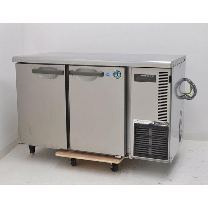 ホシザキ 業務用 テーブル形冷凍冷蔵庫 コールドテーブル RFT-120SNE-R 2008年【中古】