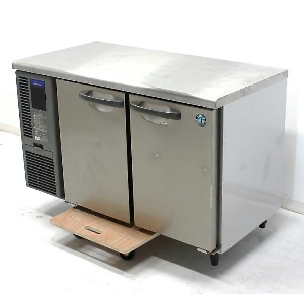 ホシザキ テーブル形冷蔵庫 RT-120SNF コールドテーブル 台下冷蔵庫 業務用冷蔵庫【中古】
