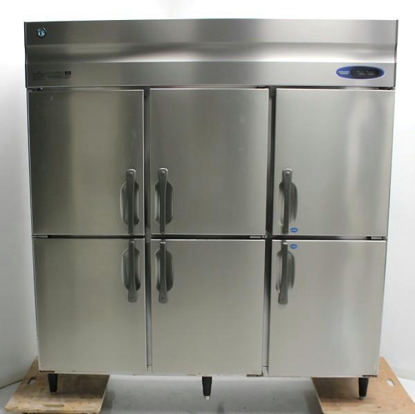 ホシザキ 冷凍冷蔵庫 HRF-180ZFT 業務用 2凍4冷 縦型冷凍冷蔵庫【中古】