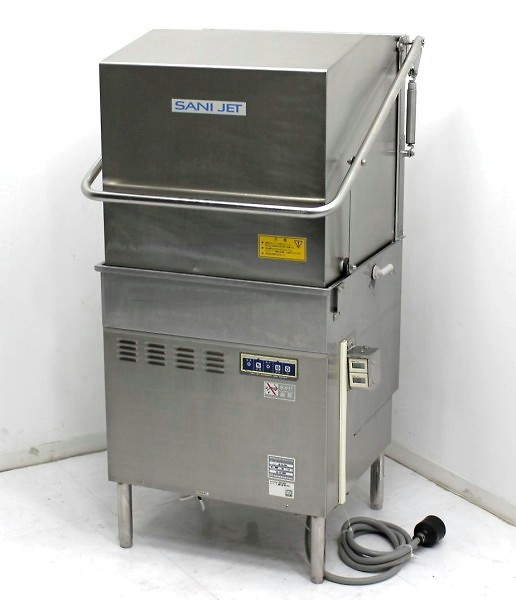 サニジェット 自動食器洗浄機 SD82EA-RH 食洗機 60Hz専用【中古】