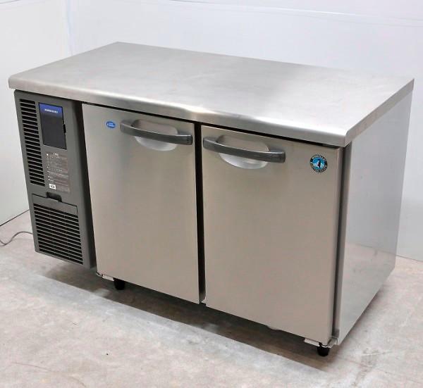 ホシザキ テーブル形冷凍冷蔵庫 業務用 RFT-120SNF 2015年製【中古】