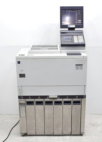 グローリー 硬貨入金機 SA-620 2008年製【中古】