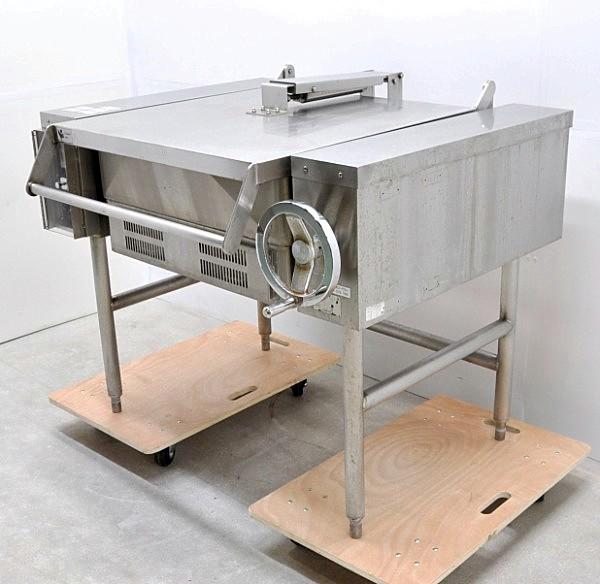 ニチワ電機 ティルティングブレージングパン【業務用】ENTP-75 2004年製【中古】