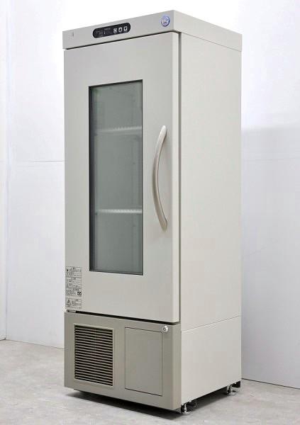 福島工業 スリム型薬用保冷庫 FMS-123GS 2016年製【中古】