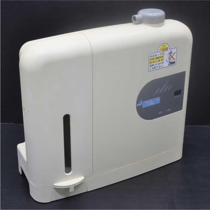 送料無料 SEAL限定商品 テクノエクセル 微酸性電解水生成装置 PURESTER μ-Clean 7 中古 高級 2011年製 見学 大阪