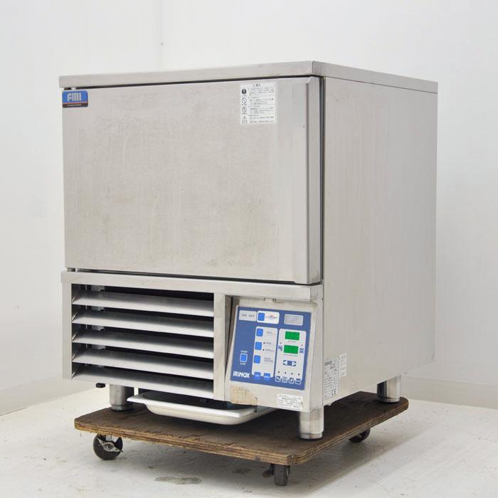 FMI 業務用 ブラストチラー 急速冷却 急速冷凍 ロジックチルシリーズ AL-5M 2006年【中古】