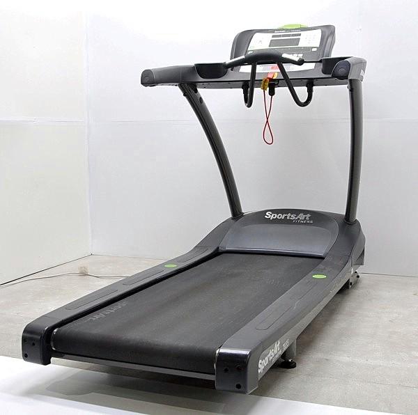 SportsArt 電動トレッドミル ランニングマシン T655 2014年製【中古】