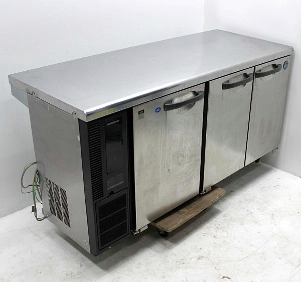 ホシザキ テーブル型冷凍冷蔵庫 テーブル形 RFT-150PNE1【中古】