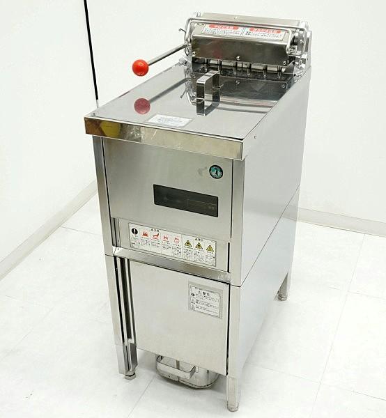 ホシザキ 電気フライヤー FL-15B 3相200V 15L 2011年【中古】
