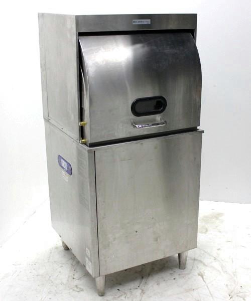 タニコー 食器洗浄機 TDWE-4DB1R 小型ドアタイプ 100V 60Hz【中古】