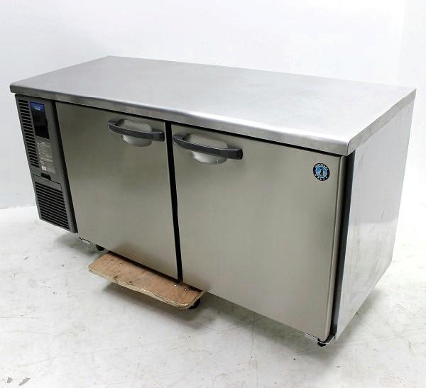 ホシザキ 台下冷蔵庫 業務用冷蔵庫 テーブル形冷蔵庫 RT-150SNF-E 奥行600【中古】