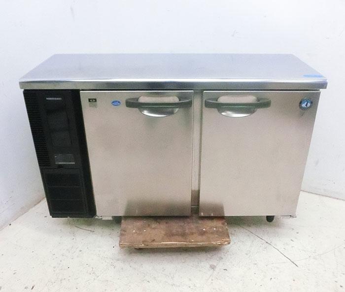 ホシザキ テーブル形冷凍冷蔵庫 RFT-120PTE1 2013年 【中古】