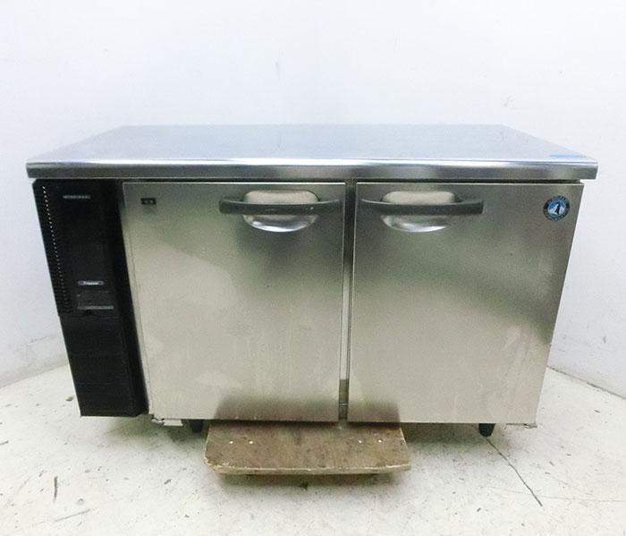 ホシザキ 業務用 テーブル形 冷凍庫 FT-120PNE1 2013年 コールドテーブル ヨコ型 【中古】