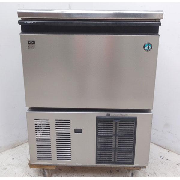 ホシザキ キューブアイスメーカー 製氷機 IM-65M 2011年 【中古】