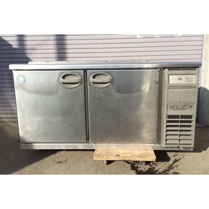 フクシマ 業務用 テーブル形冷蔵庫(ホテルパン仕様) 2014年 ユニット右置き仕様 【中古】